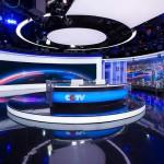CCTV《晚间新闻》演播厅设计