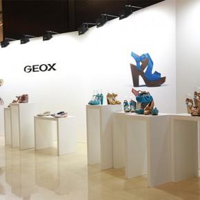 GEOX 2014春夏新品预览会
