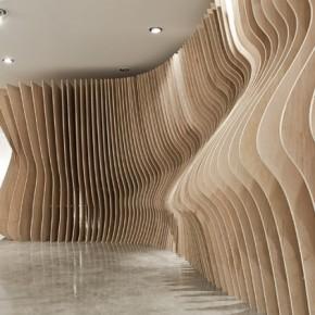 胶合板的魅力——打破木材约束的展览
