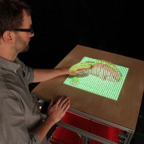 [设计·视界]inFORM-可触摸的界面系统