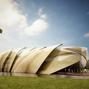 2015米兰世博会展馆设计——墨西哥馆