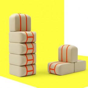 可自由组合的模块沙发