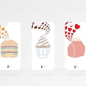 法国麦当劳的最新广告设计