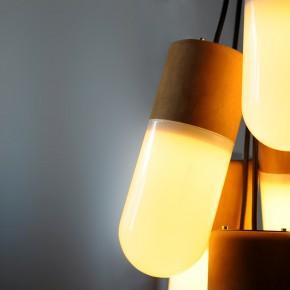 柔美的Pigulka灯