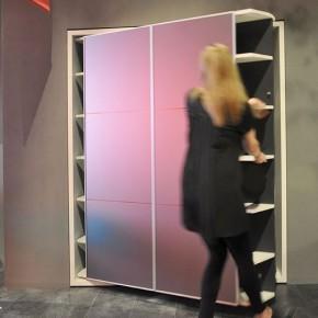 智能转换家具:方寸之间大有作为