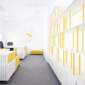 现代感十足的3+模块化家具
