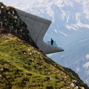 扎哈·哈迪德成就了登山探险家的收官之作
