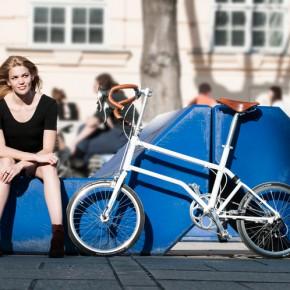 Vello:最简单的折叠自行车