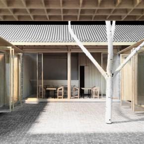 对旧城肌理的尊重——白塔寺22号院杂院改造设计