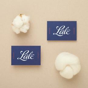 Lale高端时装品牌形象设计