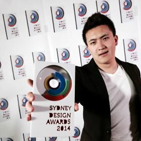 悉尼最大物联网交互LED屏幕是这位华人设计师做的