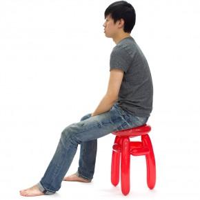像玩具一样的气球椅,你敢坐吗?