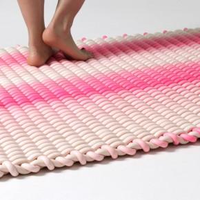 室内室外都适用的柔软地垫