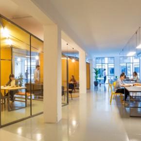 Zamness:巴塞罗那一处新的共享办公空间