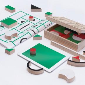 品牌设计套组,像玩积木一样设计视觉形象