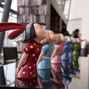 雕塑家向京和瞿广慈夫妇在「设计上海」推了哪些新品?