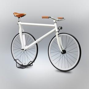 人人都是设计师?他从那些残缺的自行车里得到了答案