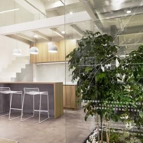 让办公空间充满幸福感,他们是这样设计的