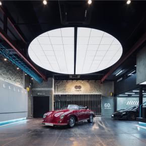 电影般的车库 让你的车更酷不止一点点