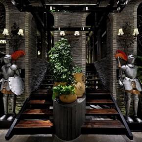 中世纪古堡+魔幻,在这个公司上班是种什么体验?