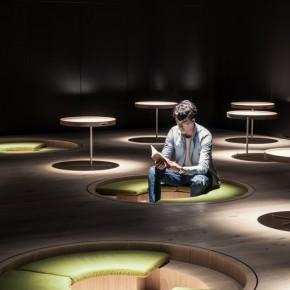 俞挺:即使在最豪华的小区,阅读仍然是不可或缺、温暖人心的场所