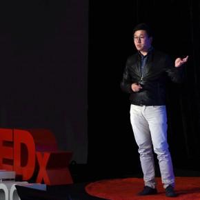 TED×Beijing演讲实录胥一波:把森林带回城市,带到钢筋混凝土当中