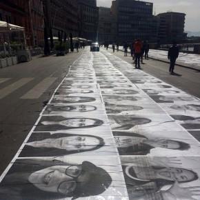 DesignLAB::3000人把照片贴在街上,他们的动机是什么?