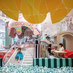 这个室内游乐园将会是迪士尼最有力的竞争对手