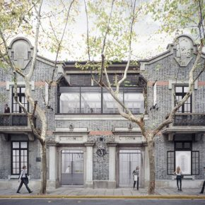 网红蛋糕店与历史建筑的完美融合