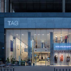 """这个""""艺术馆""""是买手店、也是咖啡吧、还是时尚秀场"""