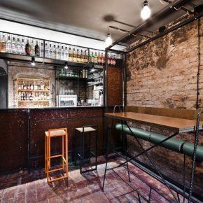 废弃地下室变身最受欢迎酒吧,他对这里做了什么?