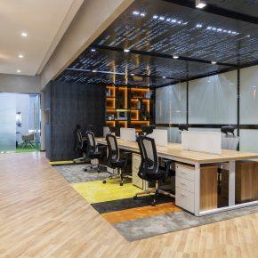 这样的办公室让你连加班都幸福感爆棚