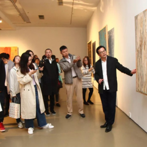 观真——当代漆艺术个展亚洲巡展(北京站):用自然之物融入新的漆世界