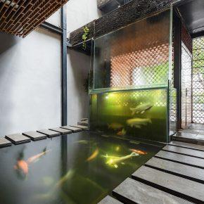 越南咖啡馆惊现真实版QQ农场,既能偷菜还能养鱼