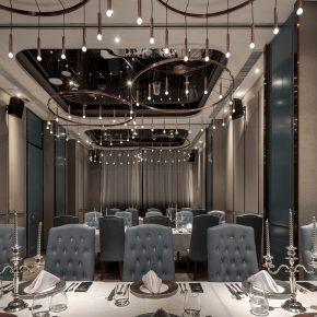 一家只做高级定制的餐厅
