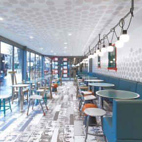 当最古老的麦当劳变身温暖餐厅, 你还认得出来吗?