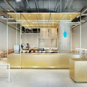 神户首家蓝瓶咖啡店,竟然有这样的异国情调!