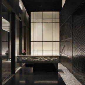 九个风格统一却又各有亮点的日式料理包间,你想去哪个?