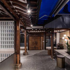 建在传统韩屋里的咖啡馆,带你一秒穿越回80年代!
