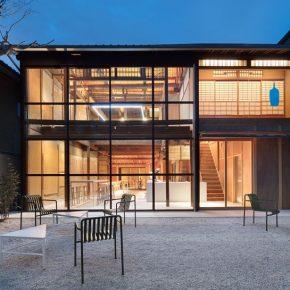 当来自美国的蓝瓶咖啡遇上传统的日式别墅,会碰撞出怎样的火花呢?