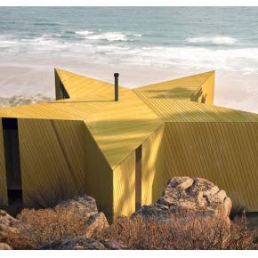 这个海星小屋又美又环保,下一个网红打卡地就是它了!