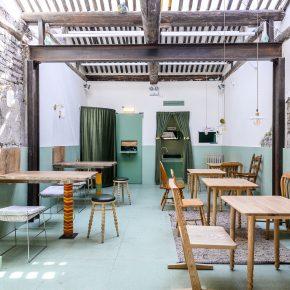 上海彦文建筑工作室丨Oh! 咖啡馆