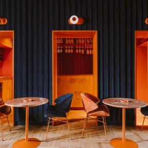 """被设计师打翻了调色盘的餐厅,好""""色""""的你一定不能错过!"""