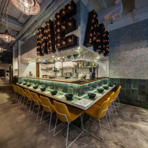 香港小巷里竟藏着这样一家70平米的东南亚面馆!