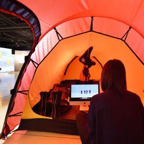 Gamania Brand Center丨南极冒险展