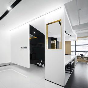 月介空间设计丨阔地景观办公室