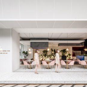 線状建筑设计研究室 | 南京翠贝卡河西旗舰店
