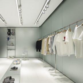 SAY ARCHITECTS丨MIXX中国男装品牌