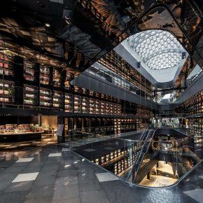 巨汇设计丨蓝海风·漫巷文化商业综合体
