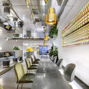 Towodesign堂晤设计丨YUAN·Space跨时空体验店
